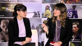 "KATIE CHATS: tiff TOP 10, CHLOÉ ROBICHAUD, DIRECTOR, ""CHEF DE MEUTE"" ( HERD LEADER)"