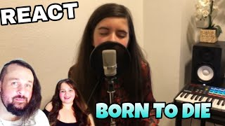 VOCAL COACHES REACT: ANGELINA JORDAN - BORN TO DIE