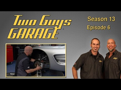 Project C5:  Part 1 | Two Guys Garage | Season 13 | Episode 6