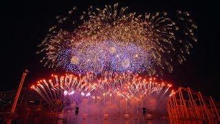 Dragon Fireworks - L'International des Feux Loto-Québec 2018 - Montréal - Canada