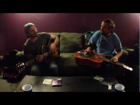 Joshua Davis & Anders Beck :: The Ghost of Richard Manuel