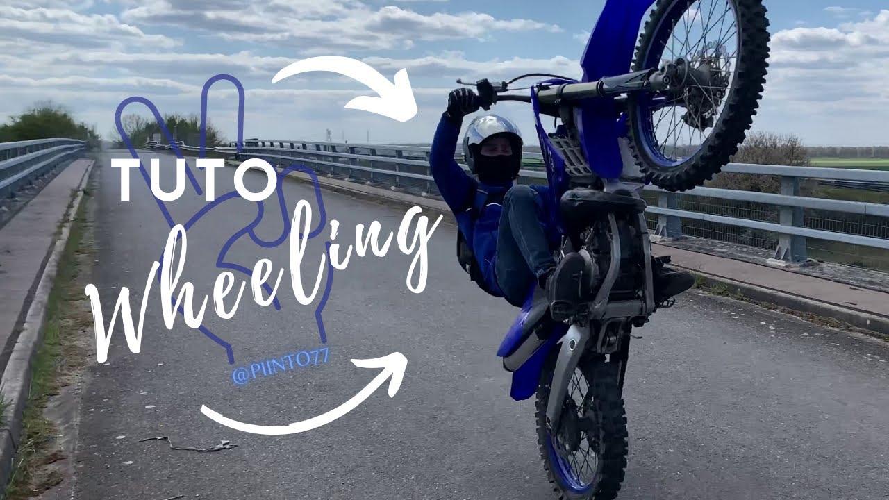 Download Tuto Wheeling en 2 étapes | Apprends à lever en 2min40 | Bike Life | @Piinto77