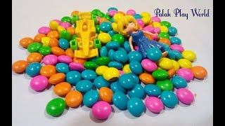 LOT'S Of Candie's/learning colors with candies # nursery kids colour learning with numbers video.