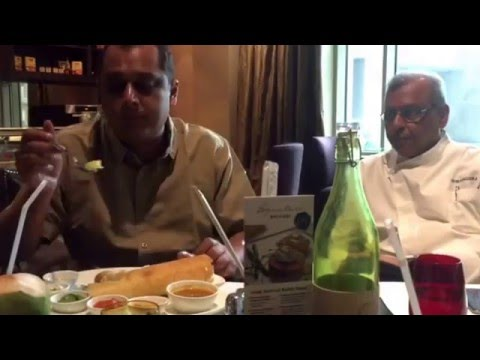What went into my Tamil vegetarian breakfast at ITC Grand Chola in Chennai