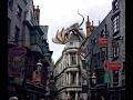 Harry Potter nos Parques da Universal em Orlando - Priscila Guedes