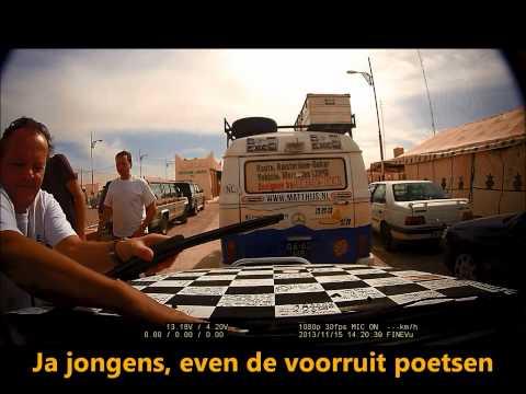 Amsterdam Dakar 2Brothers2Dakar november 2013