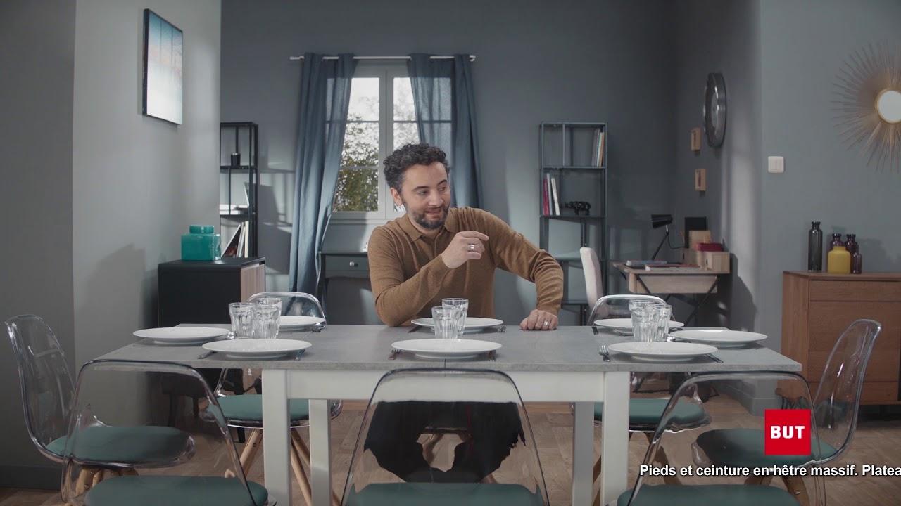 PUB TV] Table Extensible Ruben - #LesIdéesBUT - YouTube