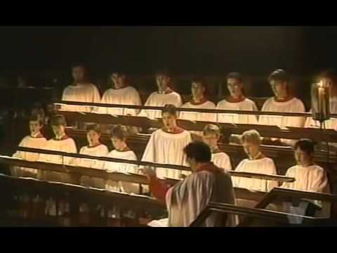 """St John's College, Cambridge 1997 : Wise """"Prepare ye the way of the Lord""""  (Robinson)"""