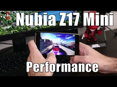 Nubia Z17 Mini Performance Test: Benchmarks and Gaming