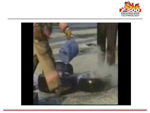 F500 Fire Suppression Mechanics