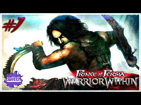 Prince Of Persia: Warrior Within - Запись стрима #1 (18+)