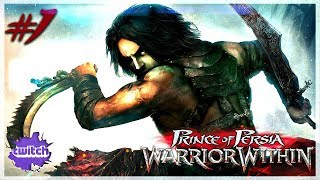 Prince of Persia: Warrior Within - Запись стрима #1 (18+)