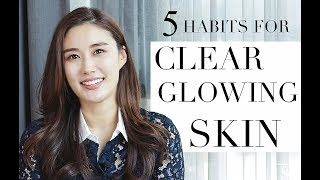 We often want to see drastic improvements in our skin through skincare products. but a healthy, glowing barrier is really the result of small, daily hab...