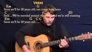 Скачать 7 Years Lukas Graham Strum Guitar Cover Lesson With Chords Lyrics Capo 3rd