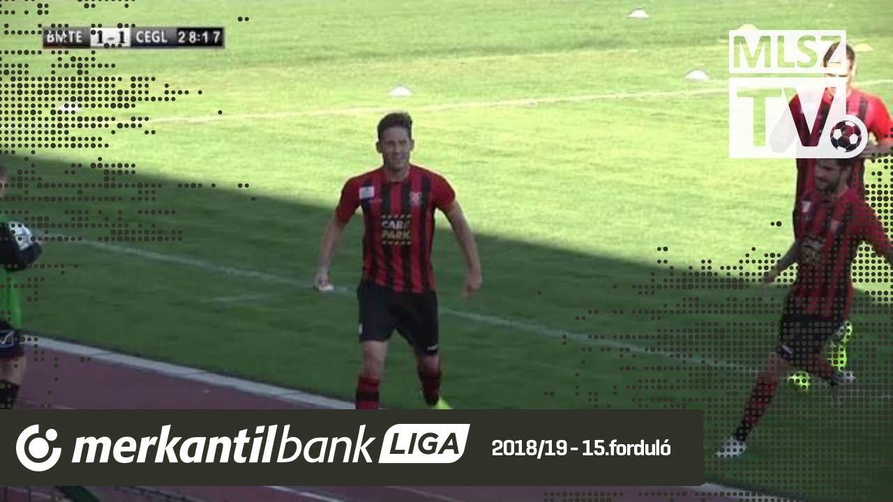 Budafoki MTE - Ceglédi VSE | 1-2 (1-1) | Merkantil Bank Liga NB II.| 15. forduló |