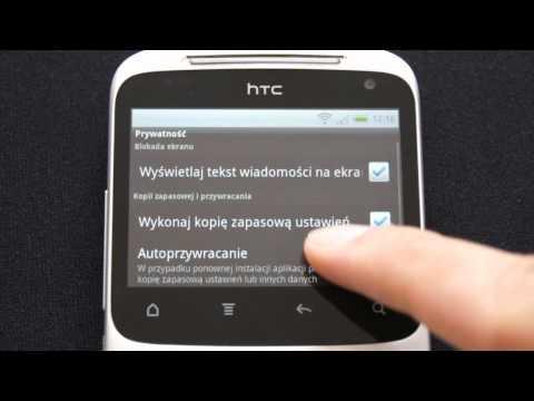HTC ChaCha - part 1