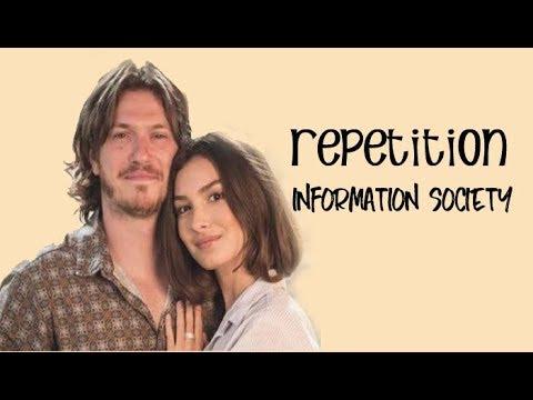 Information Society - Repetition (Tradução) Verão 90 (Lyrics Video) HD.