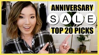 Nordstrom Anniversary Sale 2018: My #NSALE Picks + Recommendations