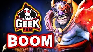 BOOM vs GEEK FAM - SEA REGION - WeSave! Charity Play DOTA 2