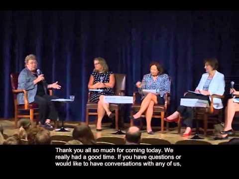 Volpe Federal Women's Program Panel (5/5)