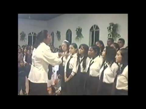 CORAL DE JOVENS DO LARANJAL 01 - 1998 VILA DOS CABANOS BARCARENA PARÁ