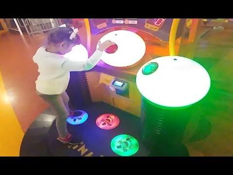 FORUM İSTANBUL AVM PLAYLAND EĞLENCE MERKEZİ ELİF İLE OYUNLAR, Eğlenceli çocuk videosu