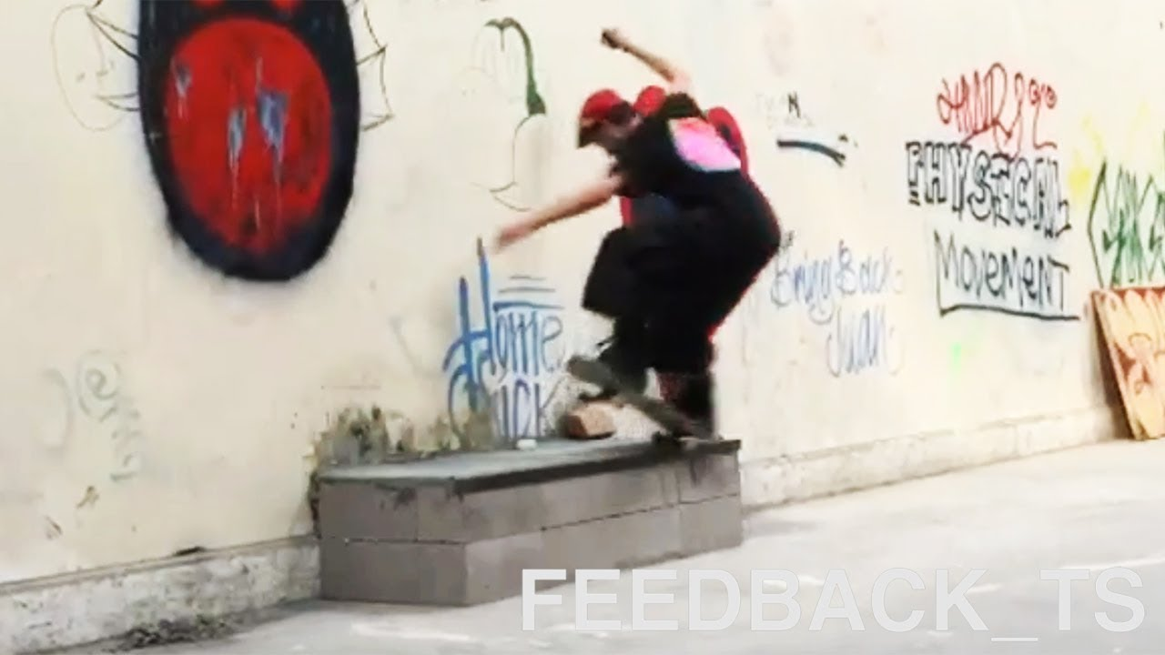 Feedback_TS | More Dreary, Lonely Skatepark Clips | TransWorld