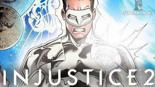 """The Most Powerful Lantern Corps With Legendary Gear! - Injustice 2 """"Green Lantern"""" Legendary Gear"""