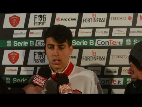 03/02/2018 MIXED ZONE POST PERUGIA CITTADELLA CON SANTIAGO COLOMBATTO