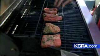 Try Alaskan Salmon On The Bbq