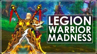 WoW Legion: The Bladestorm of Ultimate Doom Combo