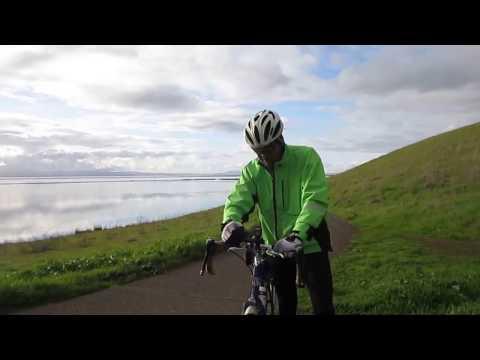 Biking Burma Road to Treasure Island, the Bay Trail, and the Palo Alto Baylands