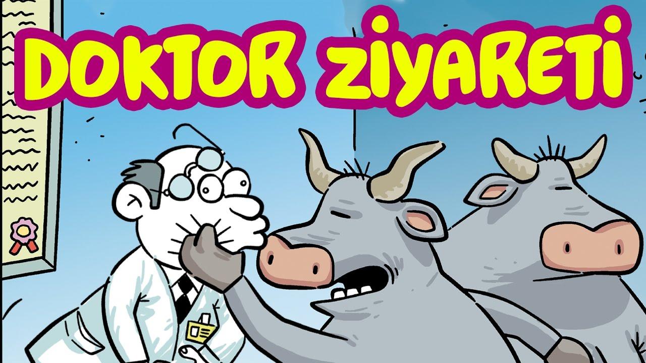 Sesli Karikatür Erdil Yaşaroğlu Doktor Ziyareti