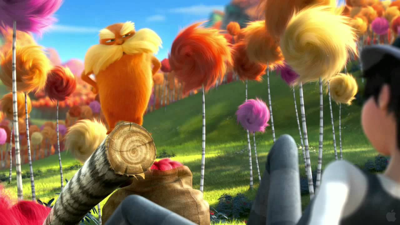 Download Dr. Seuss' The Lorax (2012) EXCLUSIVE Trailer - HD