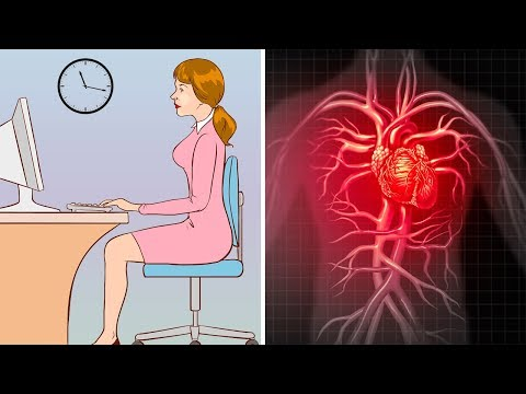 Too Much Sitting Is Killing You (Even If You Exercise)