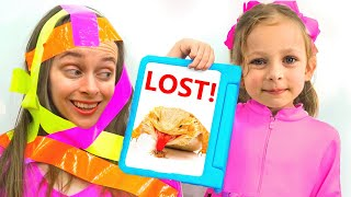 Lost pet + More children's songs by Maya and Mary