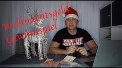 Weihnachtsgeld Gewinnspiel