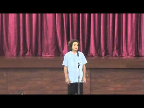 speech on global warming for 5 min