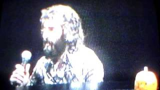 Georgia On My Mind - The Band - Richard Manuel singing 1975