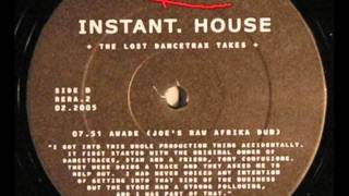 Instant House - Awade (Joe