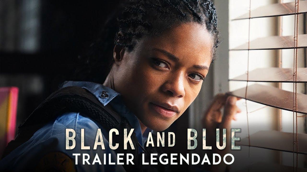 Black and Blue • Trailer Legendado