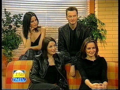 The Corrs - So Young & Interview - GMTV 1998