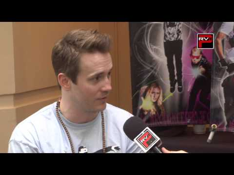Rob Hoffman interview at NRG Dance Project SF 2013 Part 1