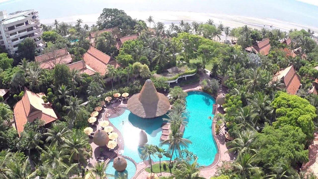 Anantara Hua Hin Resort & Spa - YouTube