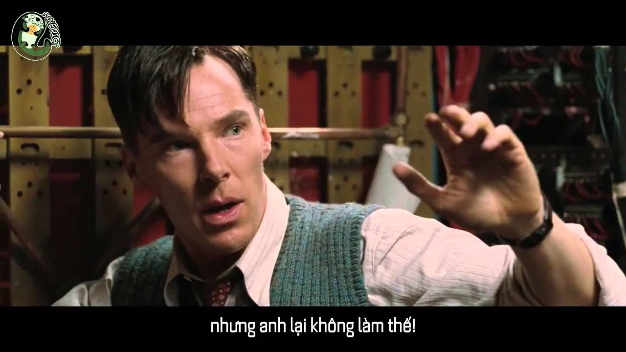 [SANEDICT's] The Imitation Game – Official UK Teaser HD Trailer (vietsub)