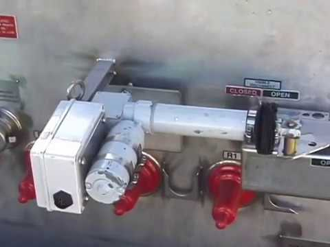 Linear Actuator Installation by Trayer Switchgear