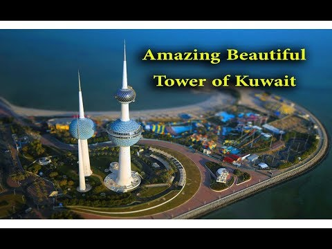 Amazing Beautiful Tower of Kuwait