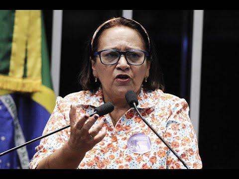 Fátima Bezerra convoca mulheres a lutar por direitos