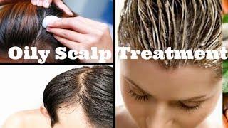 बालो का पतला होना और झड़ना  | Oily Scalp Treatment at Home - Ayurvedic Tips