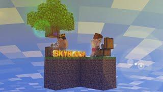 Minecraft SkyBlock -12- Adaya Düzen Veriyoruz - Misafirimiz Var !